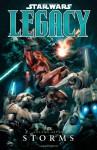 Star Wars: Legacy, Vol. 7: Storms - Omar Francia, Jan Duursema, John Ostrander