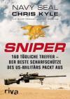 Sniper: 160 tödliche Treffer - Der beste Scharfschütze des US-Militärs packt aus (German Edition) - Chris Kyle, Jim DeFelice, Jim, Scott McEwen, Scott