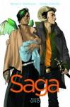 Saga 1 (Italian Edition) - Brian Vaughan, Fiona Staples