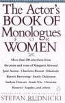 The Actor's Book of Monologues for Women - Various, Stefan Rudnicki