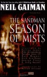 The Sandman, Vol. 4: Season of Mists - Neil Gaiman, Kelley Jones, Matt Wagner, Mike Dringenberg