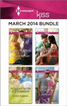 Harlequin Kiss March 2014 Bundle: Waking Up PregnantHoliday with a StrangerThe Plus-One AgreementFor His Eyes Only - Mira Lyn Kelly, Christy McKellen, Charlotte Phillips, Liz Fielding