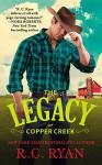 The Legacy of Copper Creek (Copper Creek Cowboys) - R.C. Ryan