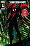 Miles Morales: Spider-Man (2018-) #1 - Saladin Ahmed, Javier Garron, Brian Stelfreeze