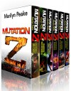 Mutation Z Series, Books 1-6: The Ebola Zombies, Closing the Borders, Protecting Our Own, Drones Overhead, Dragon in the Bunker, Desperate Measures - Marilyn Peake