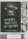 Sorry Wrong Number - Lucille Fletcher, Orson Welles, Agnes Moorehead