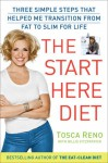 The Start Here Diet: Three Simple Steps That Helped Me Transition from Fat to Slim . . . for Life - Tosca Reno, Billie Fitzpatrick