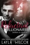 Reluctant Billionaires ~ Derek & Lauren: BBW Contemporary Romance (Secret Billionaires Book 1) - Layla Wilcox