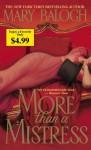 More Than a Mistress - Mary Balogh