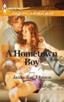 A Hometown Boy - Janice Kay Johnson