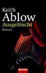 Ausgelöscht - Keith Ablow