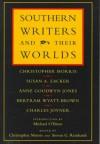Southern Writers and Their Worlds - Christopher Morris, Bertram Wyatt-Brown, Anne Goodwyn Jones