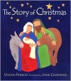 The Story of Christmas (Board Book) - Vivian French