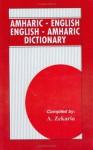 Amharic-English/English-Amharic Dictionary - Davidovic Mladen
