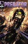 Predator: Prey to the Heavens #4 (Predator Vol. 1) - John Arcudi, Javier Saltares, Walden Wong