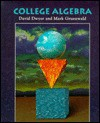College Algebra - David Dwyer, Mark Gruenwald