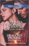 Sentinels:Leopard Enchanted/Dragon's Promise - Denise Lynn, Doranna Durgin