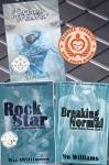 DREAM WEAVER TRILOGY: Dream Weaver, Rock Star & Breaking Normal: A Dark Young Adult Paranormal Fiction Novel Series (Dream Weaver Novels Book 4) - Su Williams, Su Williams, Susan Barton