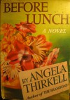 Before Lunch - Angela Thirkell