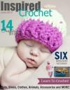 Inspired Crochet Digital Magazine June 2013 - Kristi Simpson, Shannon Jarvis