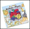 Animals & Plants: Fun Facts and Magnetic Picture Puzzle - Bart Rivers, Shirley Granahan