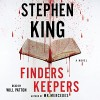Finders Keepers: A Novel - Stephen King, Will Patton