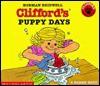 Clifford's Puppy Days Board Book (Board Book) - Norman Bridwell