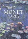 NOT A BOOK Six Monet Cards - NOT A BOOK, Claude Monet