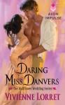 Daring Miss Danvers - Vivienne Lorret