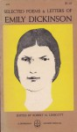 Selected Poems and Letters of Emily Dickinson - Emily Dickinson, Robert N. Linscott