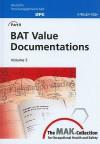 The MAK-Collection for Occupational Health and Safety: Part II: BAT Value Documentations, Volume 5 - Hans Drexler, Helmut Greim