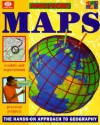 Maps (Make It Work! Geography (Paperback World)) - Andrew Haslam