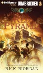 The Red Pyramid[KANE CHRON BK01 RED PYRAMI 12D][UNABRIDGED][Compact Disc] - RickRiordan