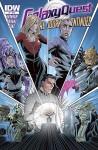 Galaxy Quest Journey Continues #1 - Erik Burnham, Nacho Arranz