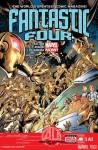 Fantastic Four (2012) #5 - Matt Fraction, Andre Araujo, José Villarrubia