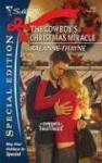 The Cowboy's Christmas Miracle - RaeAnne Thayne