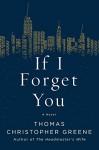 If I Forget You: A Novel - Thomas Christopher Greene