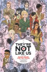 They're Not Like Us Volume 1 - Eric Stephenson, Simon Gane, Jordie Bellaire