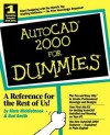 AutoCAD 2000 For Dummies - Mark Middlebrook, Bud E. Smith