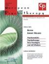 European Psychotherapy Vol. 8 - Rainer Krause, Jeremy Holmes, Serge Sulz