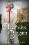 A Deceptive Bargain (The Beckett Files #5) - Laura Beers