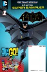 DC Nation FCBD Beware the Batman/Teen Titans Go! #1 - Scott Beatty, J. Torres, Mitch Watson, Todd Nauck, Lucciano Vecchio