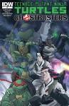 Teenage Mutant Ninja Turtles/Ghostbusters #1 - Erik Burnham, Tom Waltz, Dan Schoening