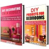 Interior Design Box Set: Over 25 DIY Simple and Creative Decorating Projects for Your Bedroom and House! (DIY Ideas and Hacks) - Tiffany Brook, Vanessa Riley
