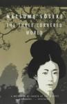 The Three-Cornered World - Sōseki Natsume, Alan Turney