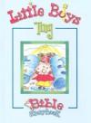 Little Boys Tiny Bible Storybook - Carolyn Larsen