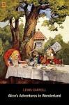 Alice's Adventures in Wonderland - Lewis Carroll, John Tenniel, Peter Newell