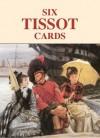 Six Tissot Cards - James Tissot
