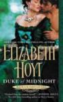 Duke of Midnight - Elizabeth Hoyt, Claudia Harris