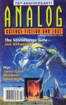 Analog Science Fiction & Fact, 1-2/2005, Vol CXXV, 1-2 - Kevin J. Anderson, James Gunn, Jack Williamson, David Brin, Ben Bova, Stanley Schmidt, Richard A. Lovett, Rebecca Moesta, Thomas Donaldson, Michael A. Burstein, Jeffery D. Kooistra